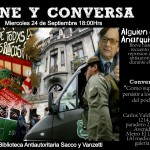 24 de Septiembre | Cine y conversa en Biblioteca Antiautoritaria Sacco y Vanzetti