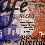 18 de Octubre | Café concert actividad solidaria con Nataly, Guillermo y Juan