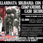 18 de octubre | Tallarinata solidaria